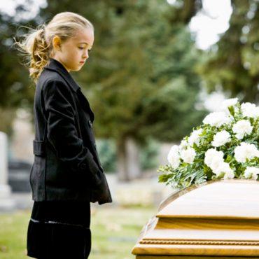 Los niños y la muerte.