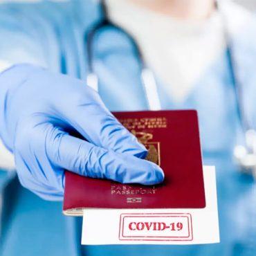 Pasaporte de inmunidad