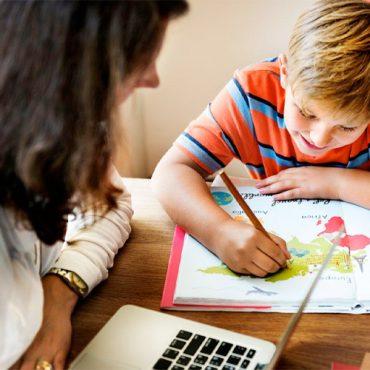 Tareas y exámenes de nuestros hijos