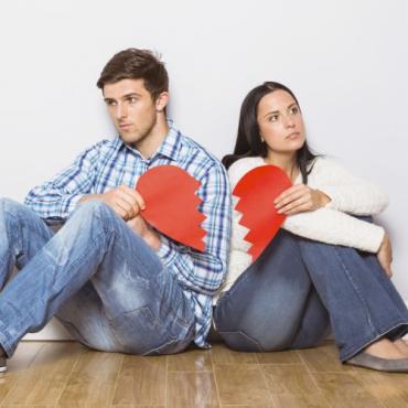 Verdaderas razones por las que los matrimonios se separan